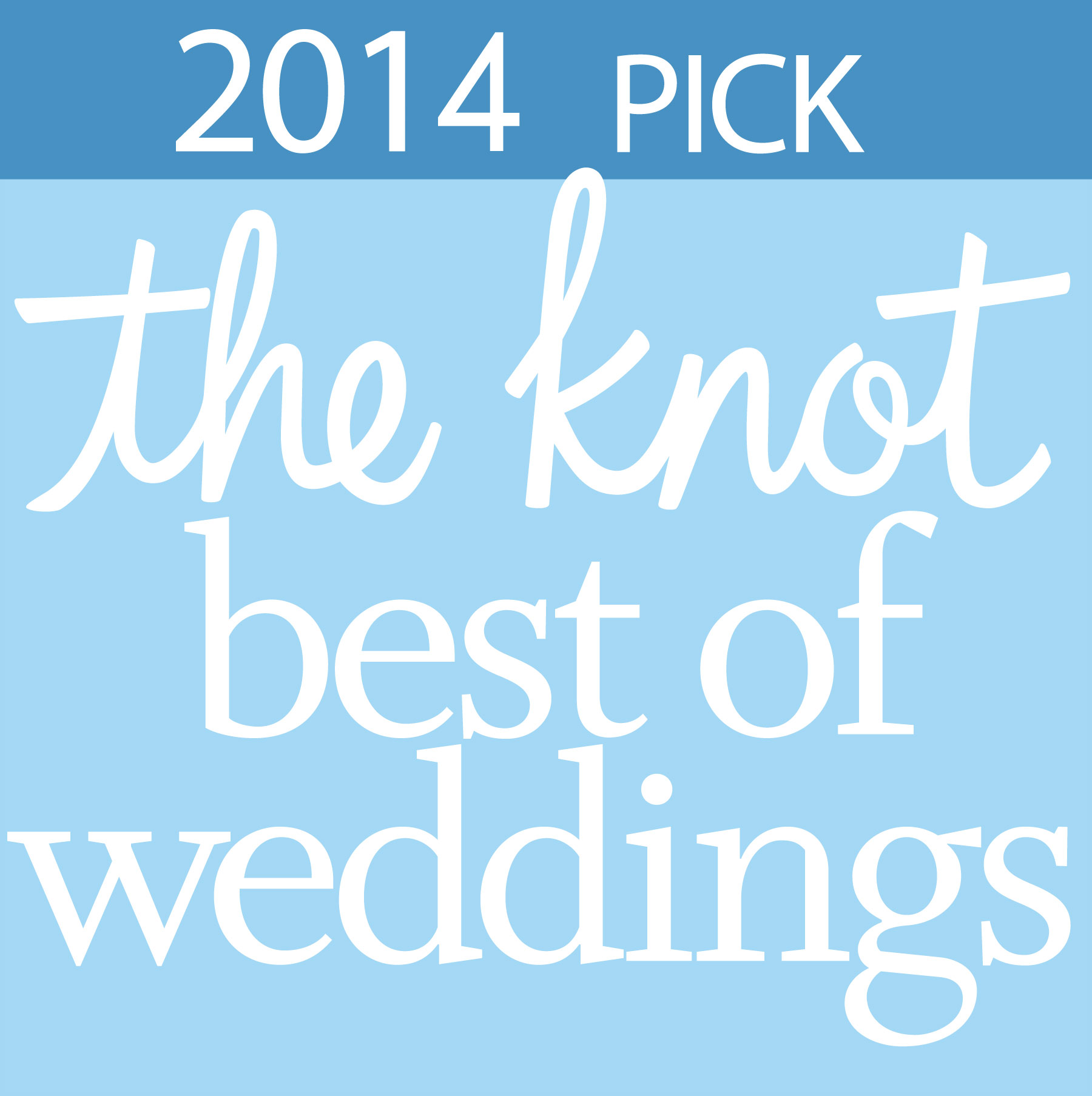 2014 Best Of The Knot